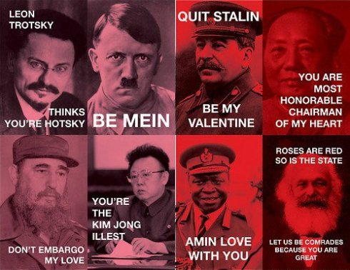 despotic valentines