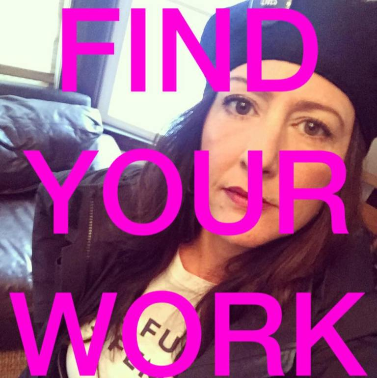 FIND YOUR WORK